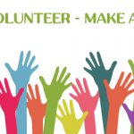 become a volounteer make a difference